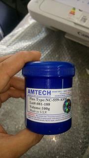 Flux Amtech. Nc-559-asm. 100g. Original