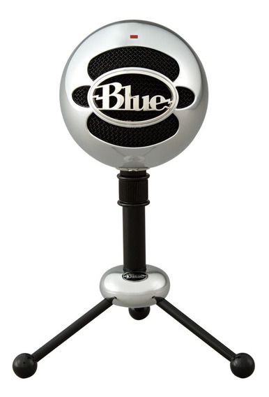 Micrófono Snowball Ice Blue