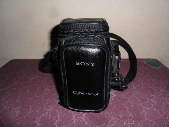 Estuche Sony De Piel Original Camaras Fotograficas Pequeñas