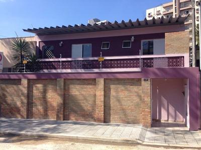 Casa Comercial Com 9 Salas Com Banheiros Ao Lado Da Barão De Tatui, 280 M² Sorocaba/sp - Ca0843