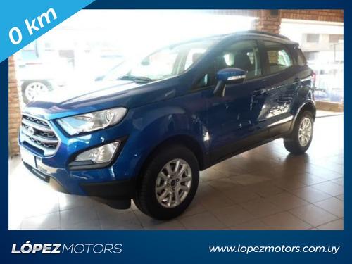 Ford Ecosport 1.5 Se 123cv Mt 4x2