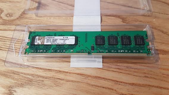 Memoria Ddr2 1gb Mhz Kingston
