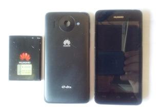 Celular Huawei Ascend G510-0251 4,5¨ Com Defeito - 14271