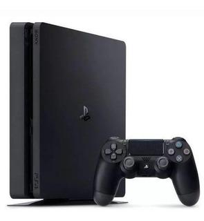 Sony Playstation 4 Slim - 1 Tb - 2 Controles