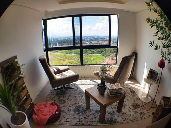 Apartamento Com 3 Dormitórios À Venda, 87 M² Por R$ 320.000,00 - Rondônia - Novo Hamburgo/rs - Ap2049