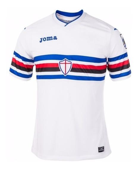 Camisa Sampdoria Away 17-18 Importada