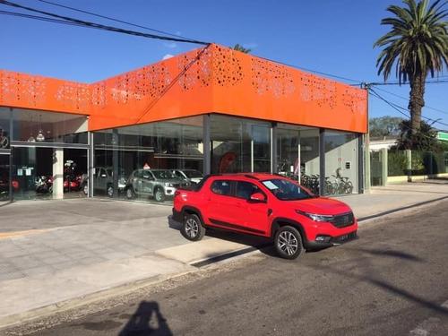 Fiat Strada Volcano 1.3 Doble Cabina
