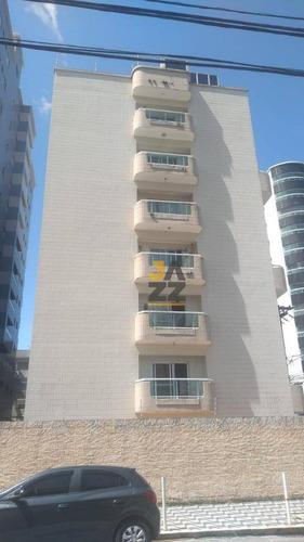 Apartamento À Venda Com 2 Dormitórios, 77 M² Por R$ 240.000 - Caiçara - Praia Grande/sp - Ap7119