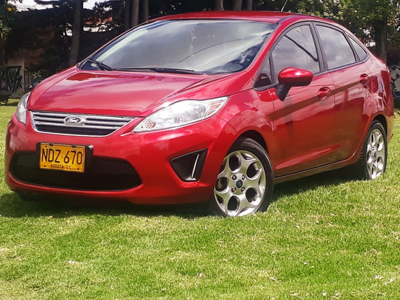 Ford Fiesta Full Equipo 1.600 Cc