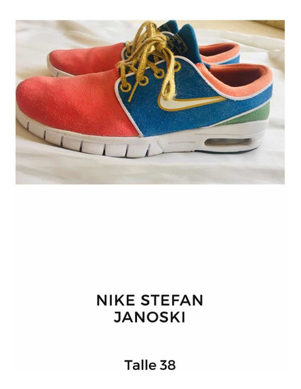 Zapatillas Nike Air Stefan Janoski