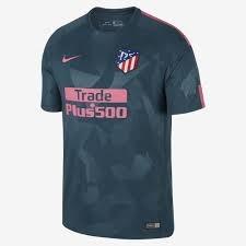 Camisa Do Atlético De Madrid 17!18 Envio Em 24hrs