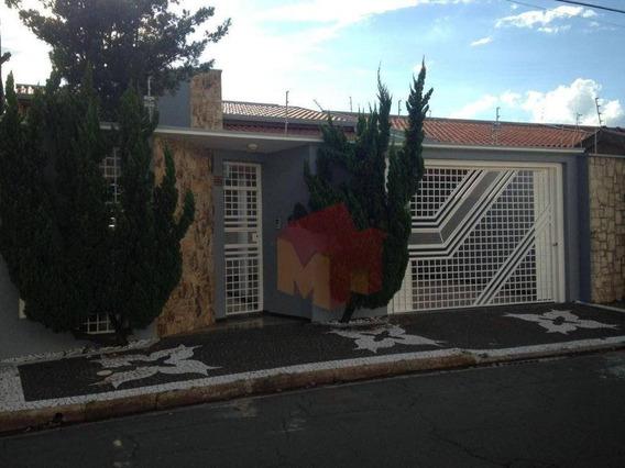 Casa Com 3 Dormitórios À Venda, 190 M² Por R$ 800.000 - Jardim Ipiranga - Americana/sp - Ca0505