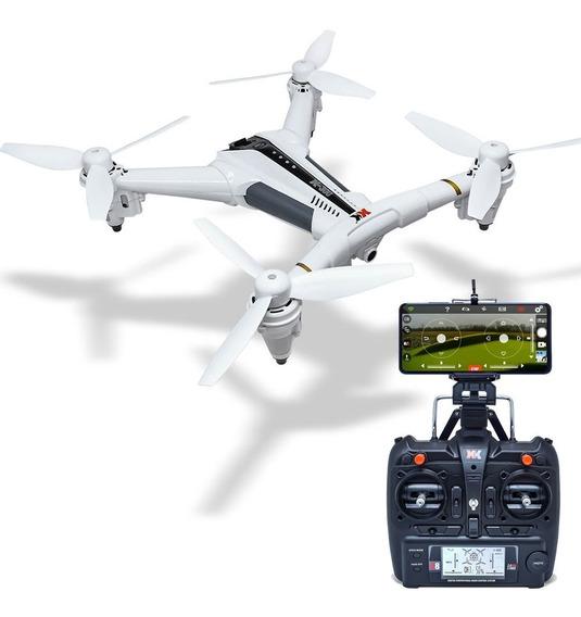 Drone Wltoys X300-w Wi-fi Fpv Hd 720p - Sensor Óptico