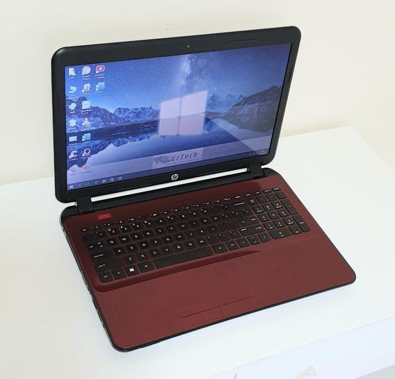Notebook Gamer Hp 15 Amd A6-5200 Quad 2,0 Ghz 4gb 500gb 15