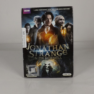 Dvd Jonathan Strange Y Mr Norrell(2299)