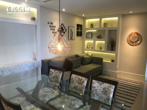 Apartamento - Jardim Aquarius - Ref: 8748 - V-ri4377