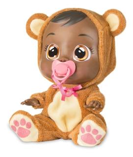 Bebes Llorones Baby Cry Afroamericano Original Bonnie Import