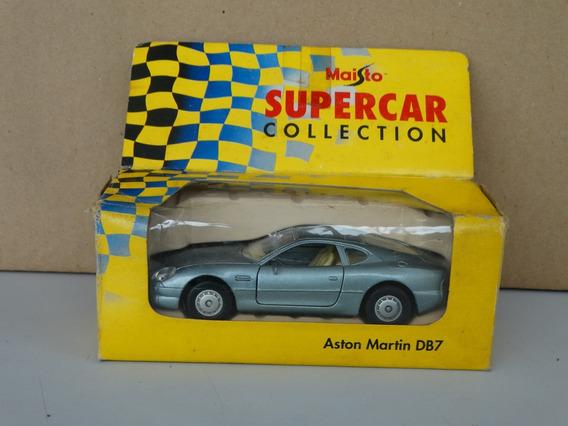 Aston Martin Db7 - Maisto Supercar Collection 1:40