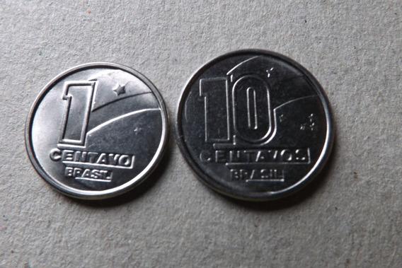 Raras- 1 E 10 Centavos 1990