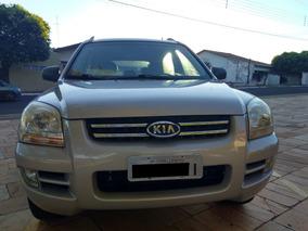 Kia Sportage 2.0 Lx 4x2 5 P Gas 2007/2008