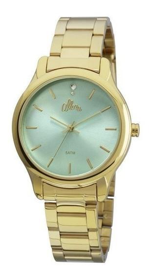 Relógio Allora Feminino Analógico Dourado - Al2035fby/4v