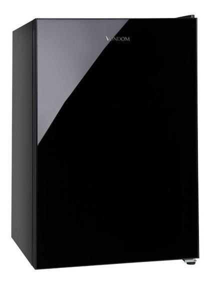 Heladera minibar Vondom HEL82 negra 117L 220V