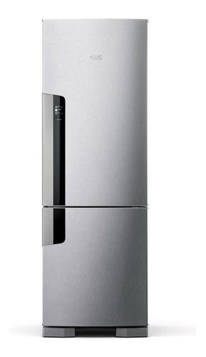 Geladeira/refrigerador 397 Litros 2 Portas Inox - Consul - 110v - Cre44akana