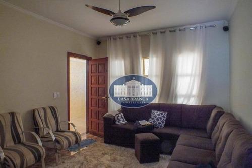 Imagem 1 de 13 de Casa Com 3 Dormitórios À Venda, 170 M² Por R$ 380.000 - Vila Alba - Araçatuba/sp - Ca1067