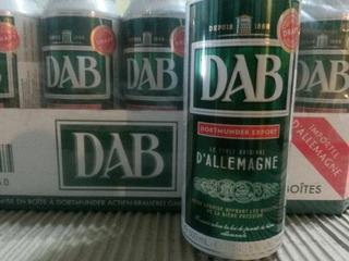 Cerveza Lata Dab 500ml Radler/mailbock/dark/dortmunder