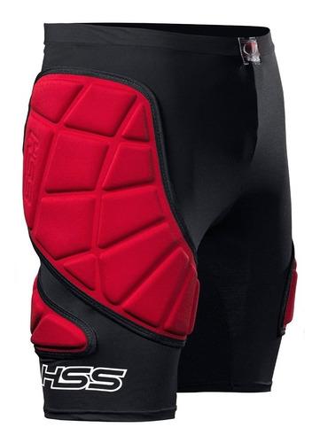 Bermuda Proteção Impacto Hss Protector Pro Motocross Trilha