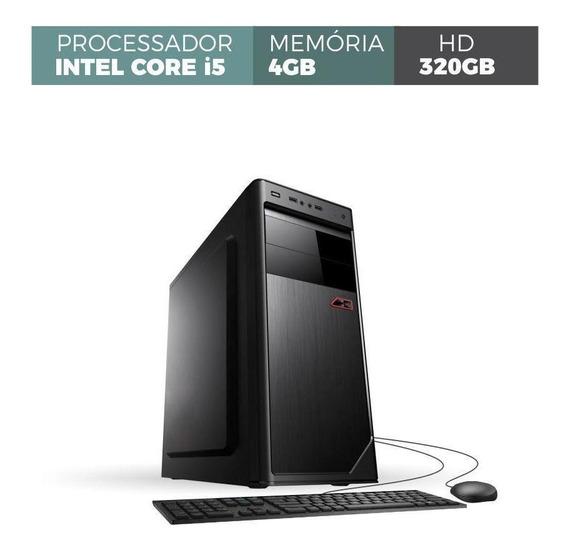 Computador Corporate I5 4gb 320gb Kit