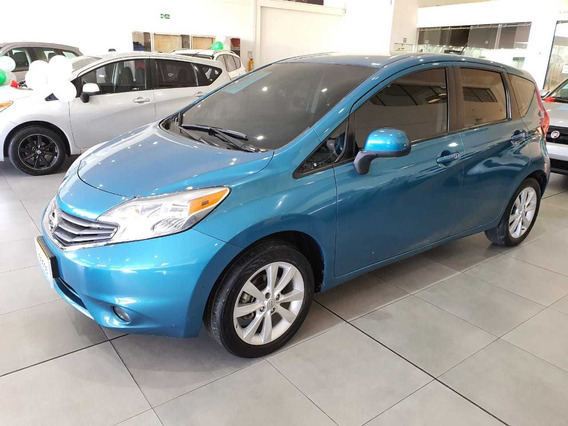 Nissan Note Advance 1.6 Aut 5p 2014 Hiu407