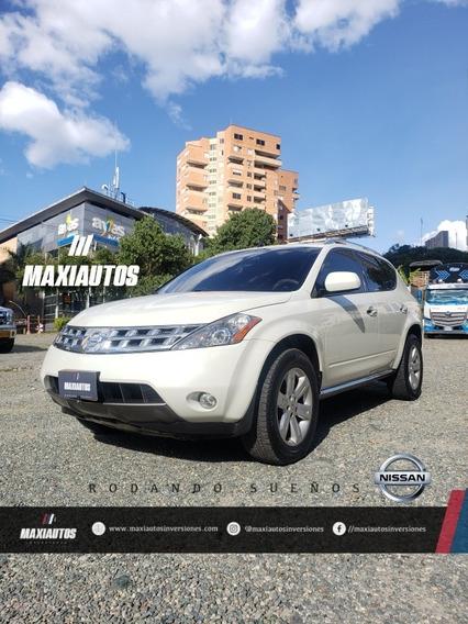 Nissan Murano 2007 Automatica Motor 3.500 121.000 Km