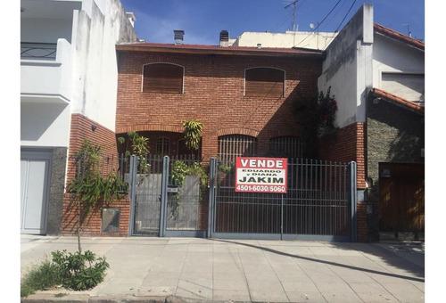 Excelente Casa En Zona Residencial 8,66 X 28