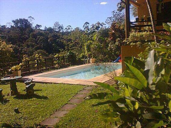 Chácara Com 4 Dorms, Triângulo Azul, São Lourenço Da Serra - R$ 500 Mil, Cod: 2391 - V2391