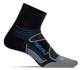Medias Feetures Elite Ultra Light Quarter Running Unisex