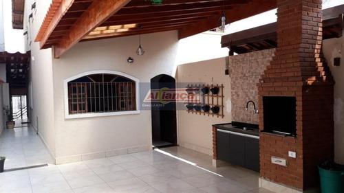 Sobrado Com 3 Dormitórios À Venda, 140 M² Por R$ 640.000,00 - Vila Jacuí - São Paulo/sp - Ai20098