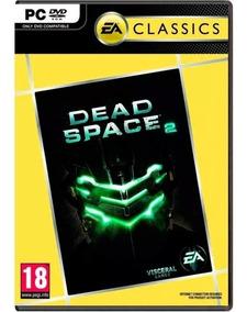 Dead Space 2 Pc Mídia Física Original Lacrado