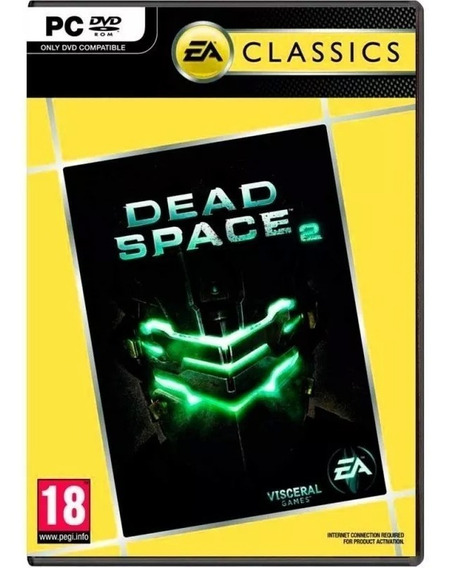 Dead Space 2 Pc Mídia Física Original Lacrado