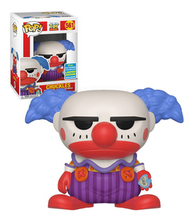 Funko Pop Chuckles 561 - Toy Story Limited Edition Original