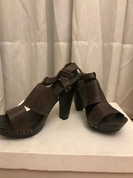 Zapatos De Mujer De Taco Alto Marca Lucerna