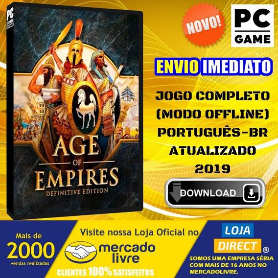 Age Of Empires Definitive Edition - Pc - Português - Digital