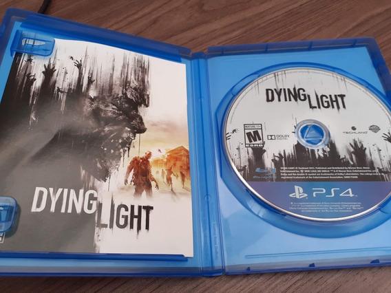 Ps 4 Dying Light Mídia Física (inglês)