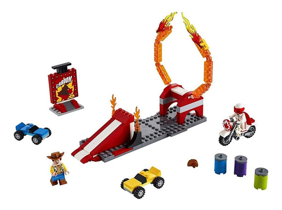 Lego Toy Story 4 - Show De Duke Caboom - 10767