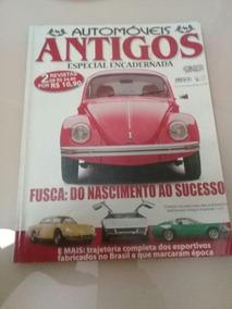 Revista Automóveis Antigos Especial Encadernada Com 2 Revist