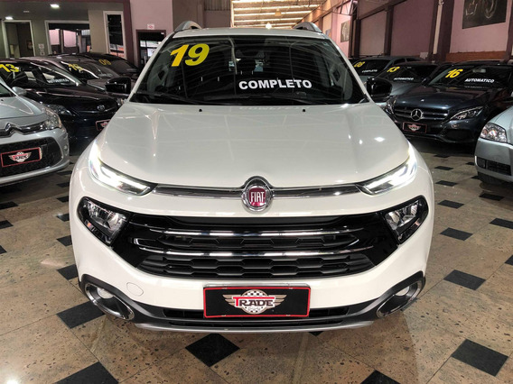 Fiat Toro 2.0 16v Turbo Diesel Volcano 4wd At9 2018 2019