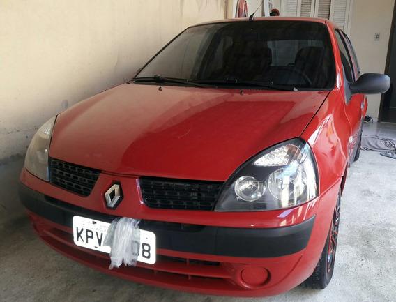 Renault Clio 1.6 16v Expression Hi-flex 5p 2005