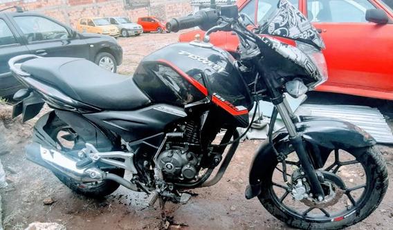 Discover St-r Bs 125cc Negra