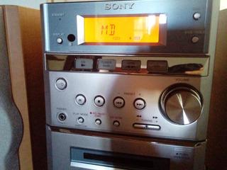 Equipo Audio Mini Hi-fi Sony Cmt-ep414 Muy Buen Estado