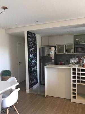 Apartamento Com 3 Dormitórios À Venda, 86 M² Por R$ 630.000 - Residencial Art&life - Paulínia/sp - Ap1074